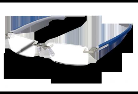 Lunettes de vue pour homme TAG HEUER Bleu TH 8103 011 54/17 CARBON TRENDS