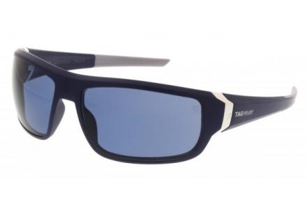 Lunettes de soleil mixte TAG HEUER Bleu TH 9222 406 RACER 2 69/15