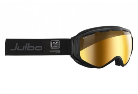 Masque de ski mixte JULBO Noir TITAN OTG Noir ZEBRA