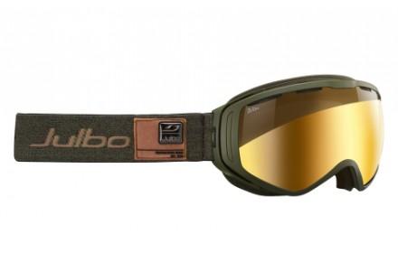 Masque de ski mixte JULBO Vert TITAN VERT ZEBRA