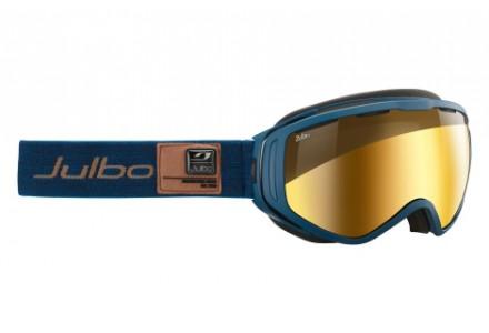 Masque de ski mixte JULBO Bleu TITAN BLEU ZEBRA