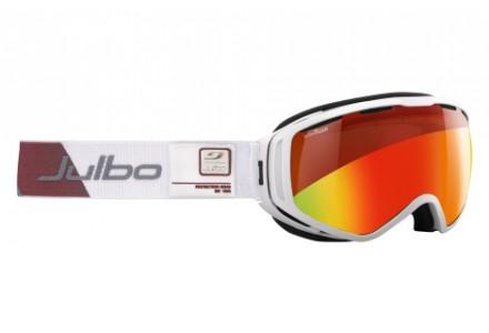 Masque de ski mixte JULBO Blanc TITAN Blanc / Gris / Rouge - Snow Tiger