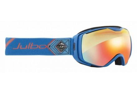 Masque de ski mixte JULBO Bleu UNIVERSE Bleu / Orange ZEBRA light