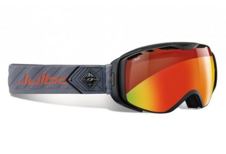 Masque de ski mixte JULBO Noir UNIVERSE Noir / Rouge Snow Tiger