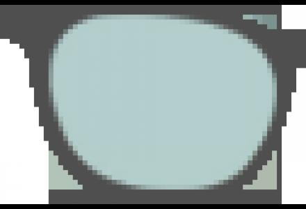 Lunettes de soleil Vert