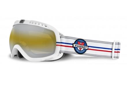 Masque de ski mixte VUARNET Noir Blanc VK 1101 0015