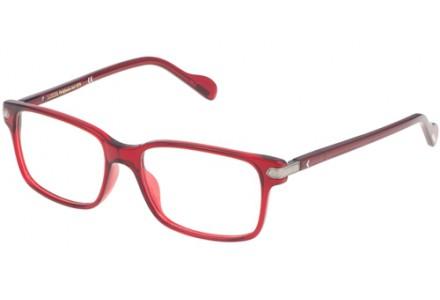 Lunettes de vue pour femme LOZZA Rouge VL 4042 0999 53/17