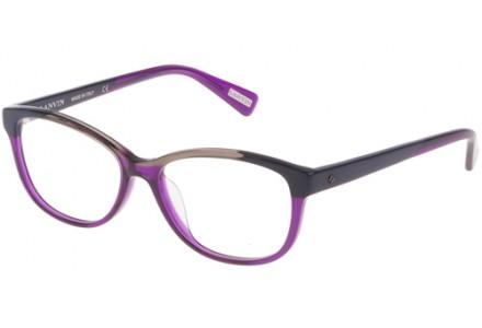 Lunettes de vue pour femme LANVIN Violet VLN 662 0U55 53/16
