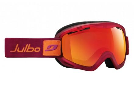 Masque de ski mixte JULBO Rouge VOYAGER DLX Rouge Spectron 3+