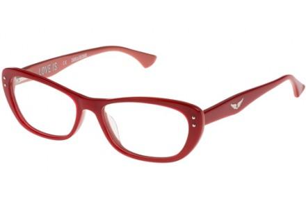Lunettes de vue pour femme ZADIG ET VOLTAIRE Rouge VZV 014 09RY 53/16
