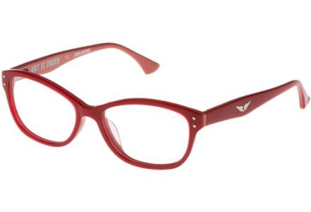 Lunettes de vue pour femme ZADIG ET VOLTAIRE Bordeaux VZV 015 09RY 52/16