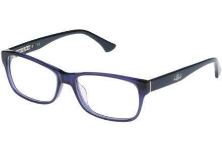 Lunettes de vue mixte ZADIG ET VOLTAIRE Bleu VZV 016 0T31 54/16
