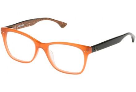 Lunettes de vue pour femme ZADIG ET VOLTAIRE Orange VZV 020 03GH 51/17