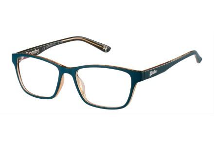 Lunettes de vue mixte SUPERDRY Bleu YUMI 107 52/16