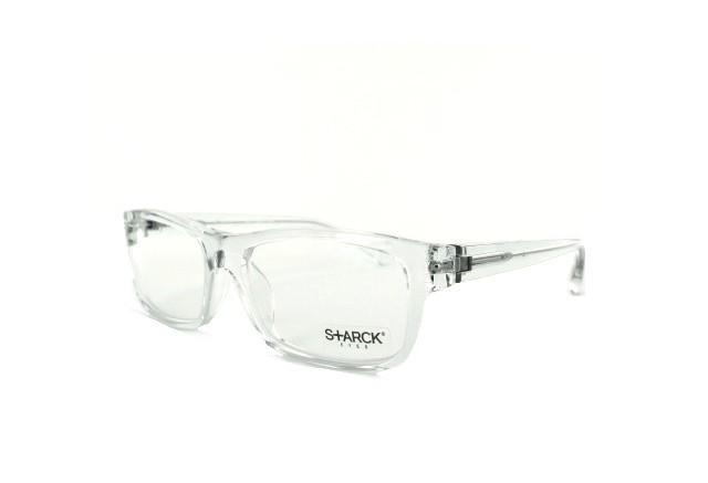 lunettes de vue starck eyes sh 1261 0100 53 17 biocity. Black Bedroom Furniture Sets. Home Design Ideas