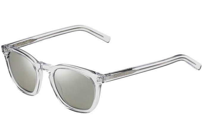 lunettes de soleil yves saint laurent homme cristal mymonture. Black Bedroom Furniture Sets. Home Design Ideas