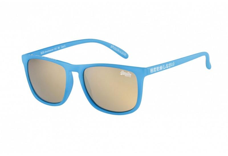 Lunettes de soleil superdry mixtes bleu mymonture - Comment faire partir un coup de soleil ...