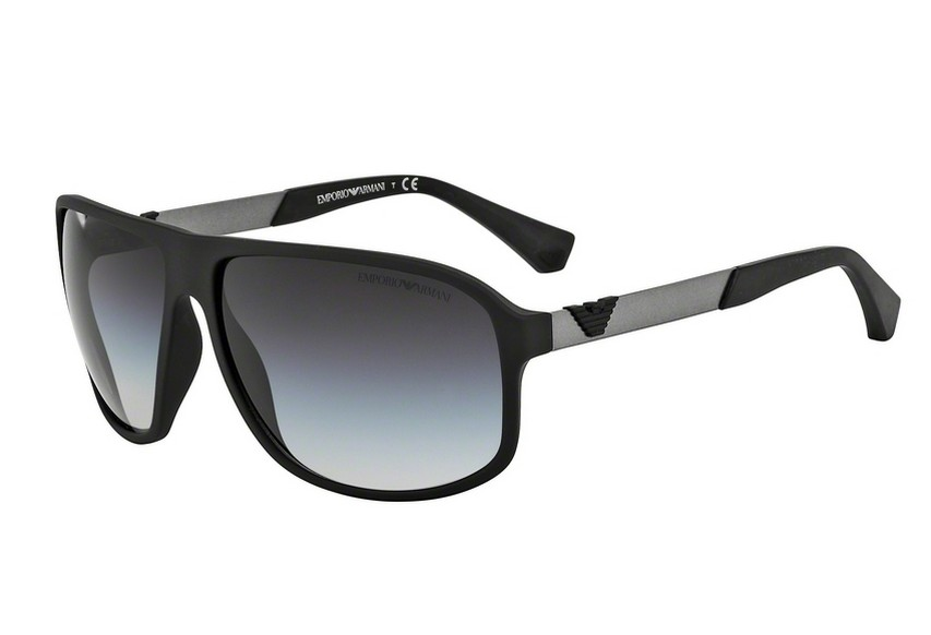 lunettes de soleil emporio armani ea 4029 50638g 64 13. Black Bedroom Furniture Sets. Home Design Ideas