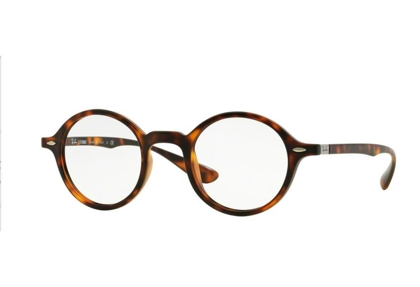 lunettes de vue ray ban rx 7069 5200 46 22. Black Bedroom Furniture Sets. Home Design Ideas