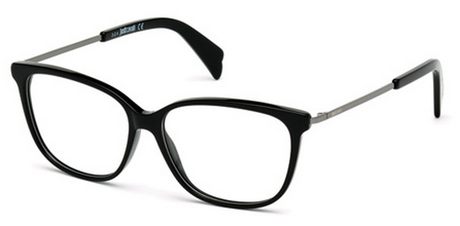 lunettes de vue just cavalli jc 0706 001 53 13. Black Bedroom Furniture Sets. Home Design Ideas