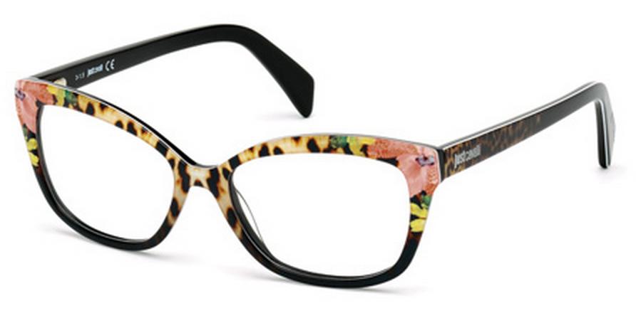 lunettes de vue just cavalli jc 0715 047 54 16. Black Bedroom Furniture Sets. Home Design Ideas