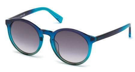 lunettes de soleil just cavalli jc 672 s 92b 52 21. Black Bedroom Furniture Sets. Home Design Ideas