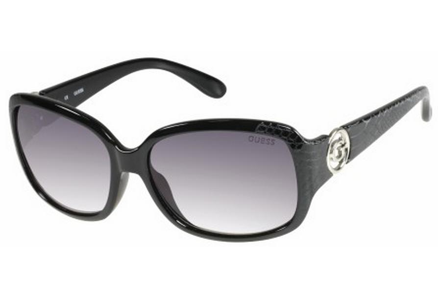 lunettes de soleil guess noir gu  c