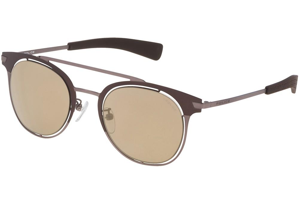 lunettes de soleil police spl 158 r07g 49 23. Black Bedroom Furniture Sets. Home Design Ideas