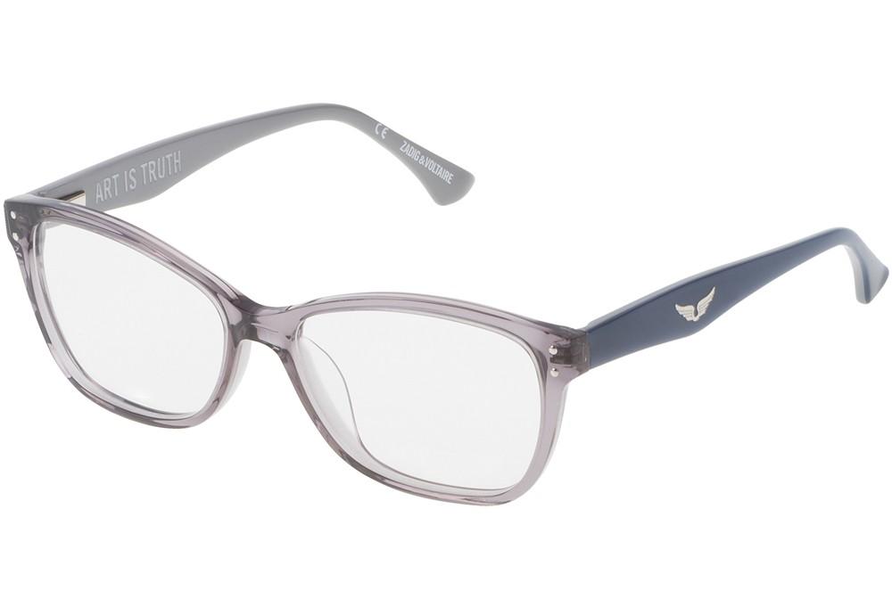 lunettes de vue zadig et voltaire vzv 046 04gt 52 15. Black Bedroom Furniture Sets. Home Design Ideas