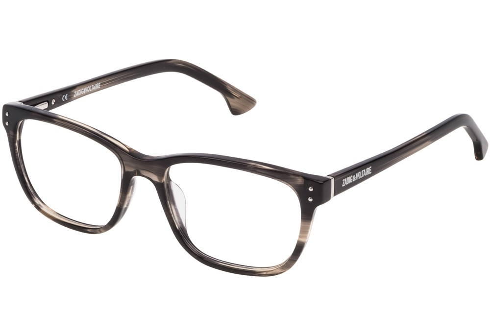 lunettes de vue zadig et voltaire vzv 089 06bz 53 17. Black Bedroom Furniture Sets. Home Design Ideas
