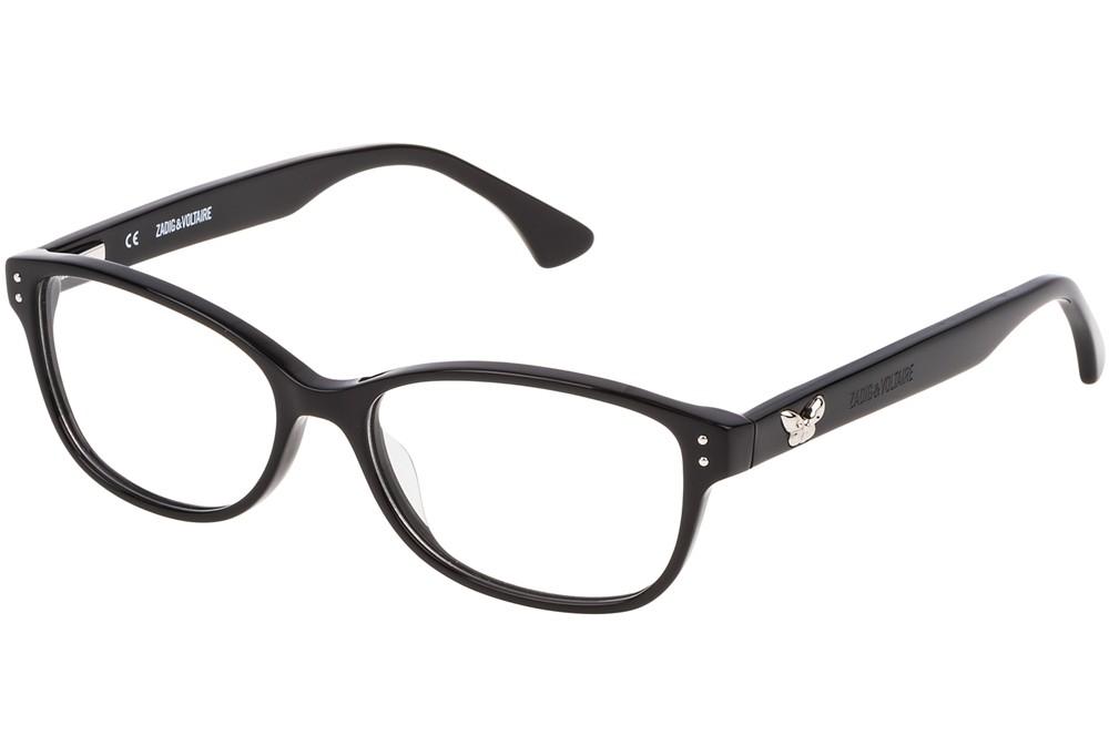 lunettes de vue zadig et voltaire vzv 092 0700 53 16. Black Bedroom Furniture Sets. Home Design Ideas