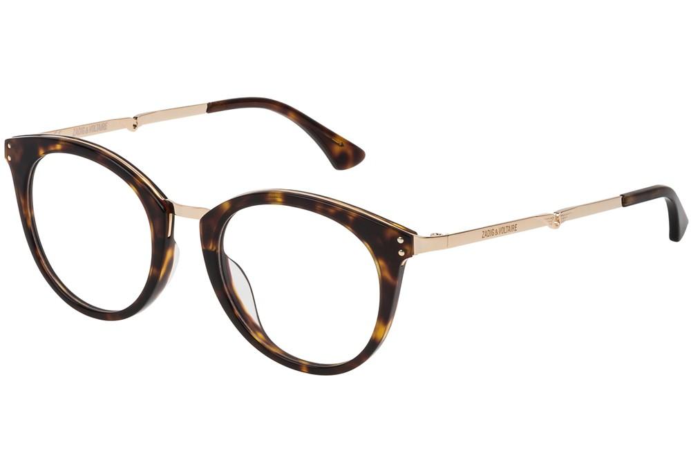 lunettes de vue zadig et voltaire vzv 116 0743 48 20. Black Bedroom Furniture Sets. Home Design Ideas