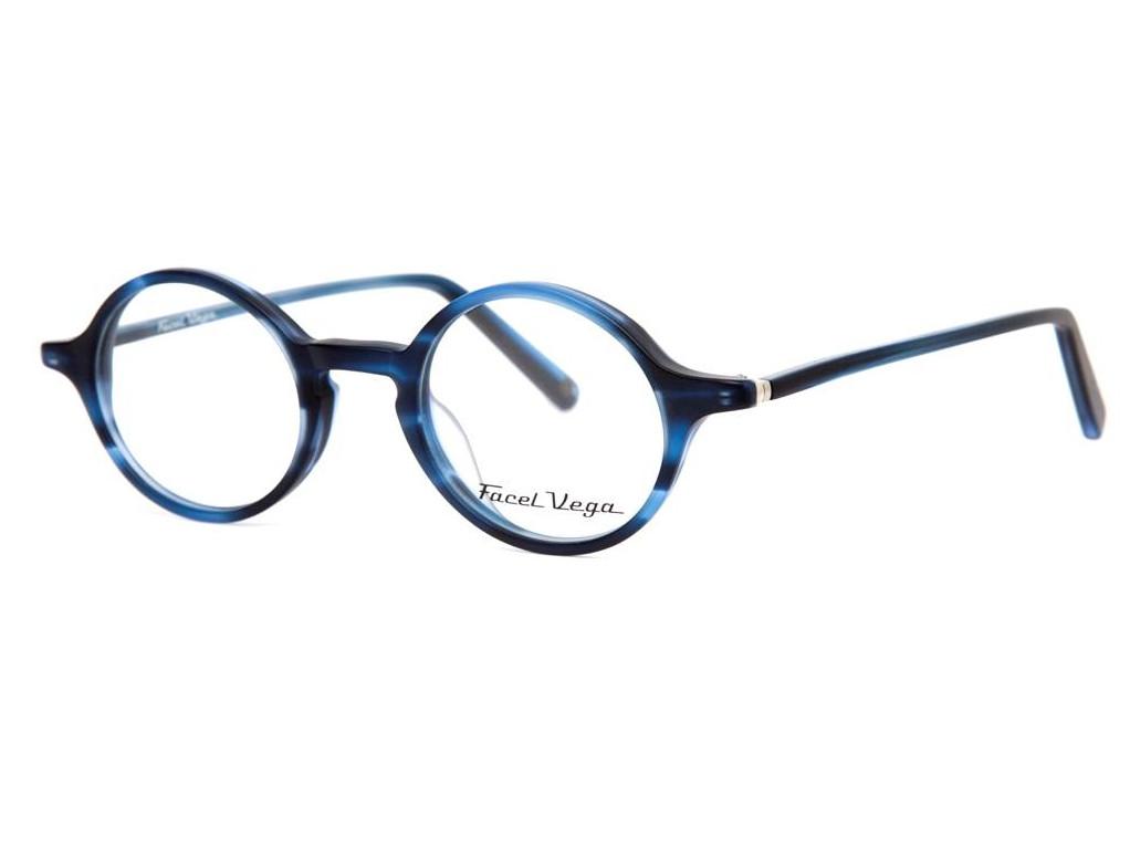 Lunettes de vue pour homme FACEL VEGA Bleu FV 7102 C6 43 20 6ddf452ed558