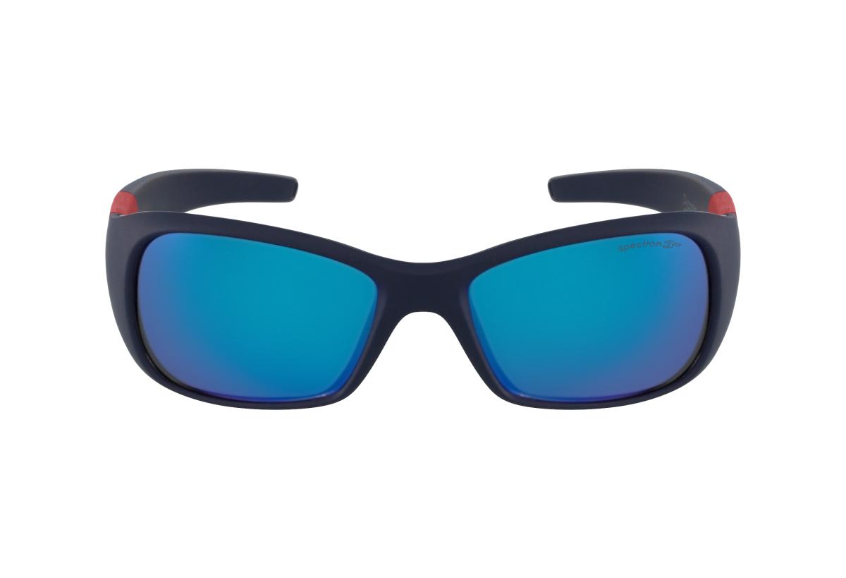 lunettes de soleil julbo piccolo bleu rouge spectron 3 cf. Black Bedroom Furniture Sets. Home Design Ideas