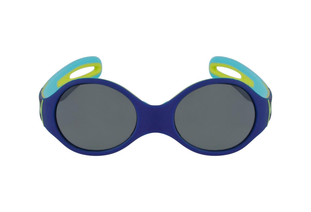 Lunettes de soleil pour bébé JULBO Bleu Loop Bleu   Bleu ciel - Spectron 4  Baby 8e5d1261a209