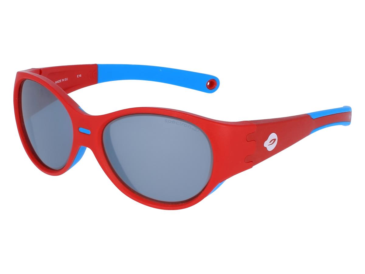 d947ed084cdd7d Lunettes de soleil pour bébé JULBO Rouge Puzzle Rouge   Bleu - Verre   Spectron  3. Essayage 3D en ligne