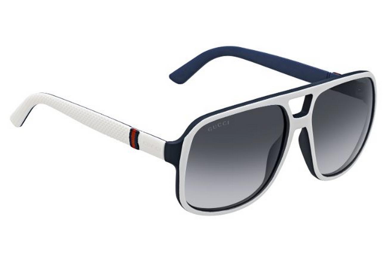 lunettes de soleil gucci gg 1115 s m24 9o 59 15. Black Bedroom Furniture Sets. Home Design Ideas