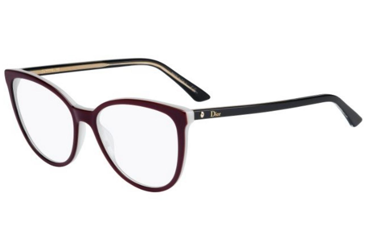 lunettes de vue dior montaigne25 sfn 53 16. Black Bedroom Furniture Sets. Home Design Ideas