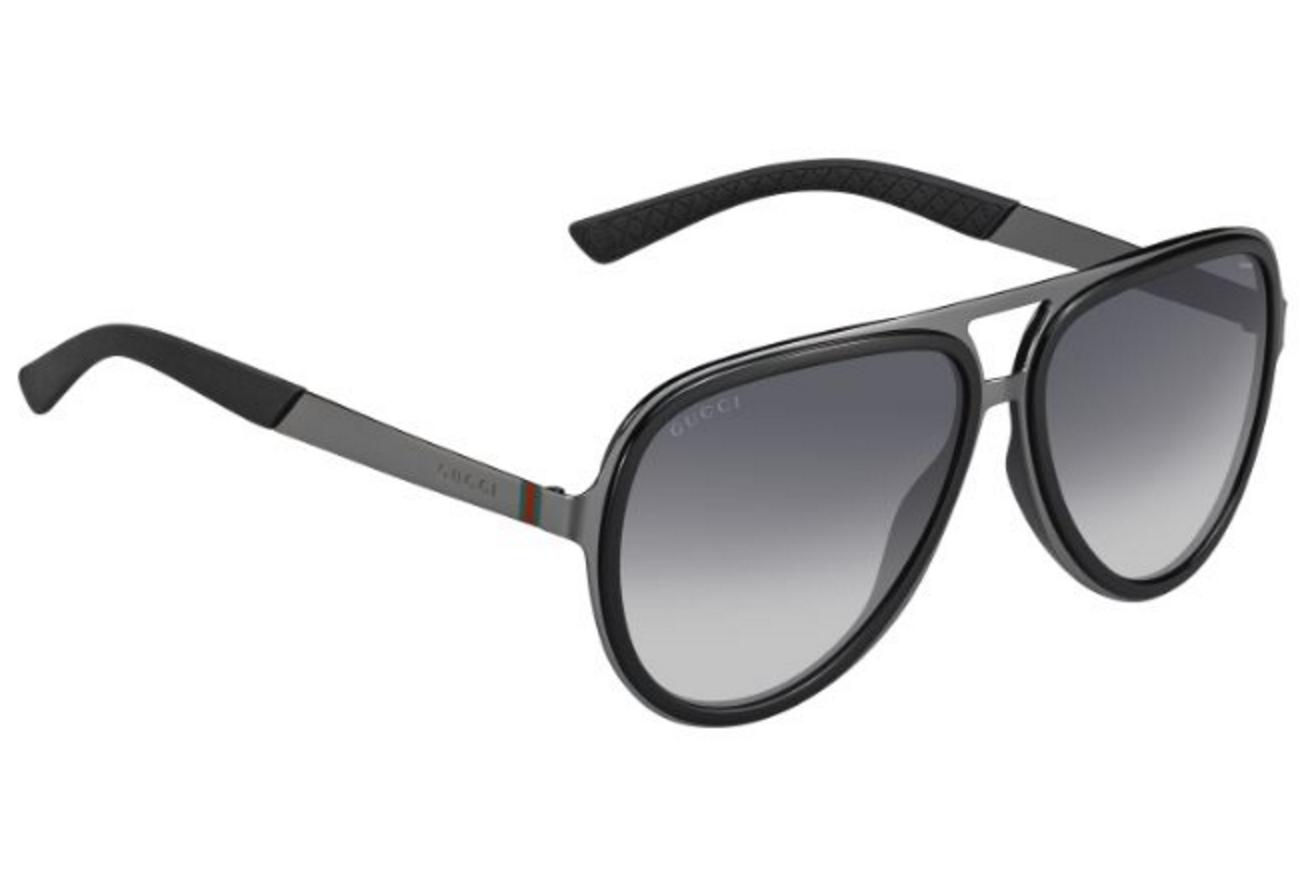 lunettes de soleil gucci gg 2274 s kj1 wj 59 15. Black Bedroom Furniture Sets. Home Design Ideas