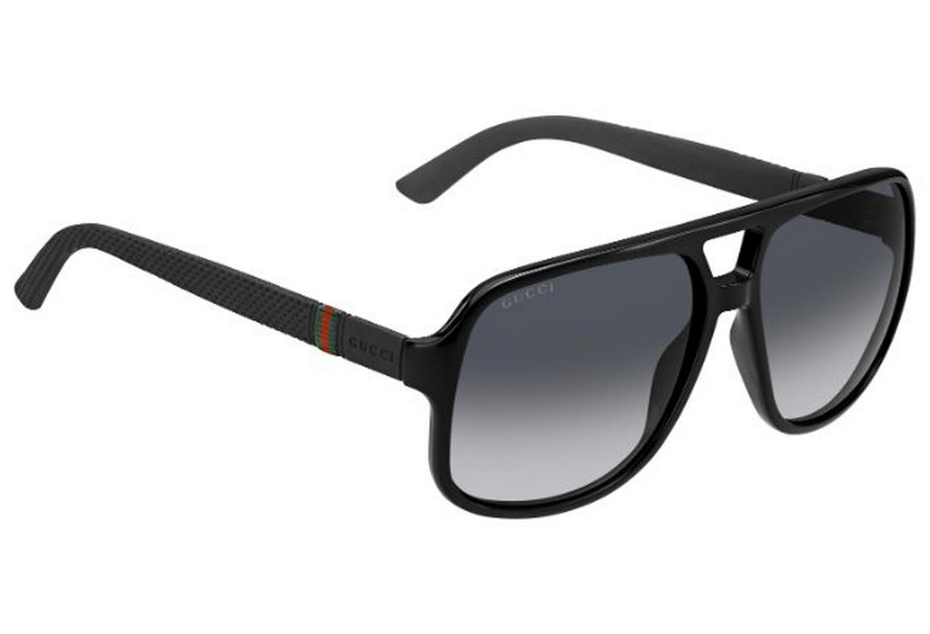 lunettes de soleil gucci gg 1115 s m1v 9o 59 15. Black Bedroom Furniture Sets. Home Design Ideas
