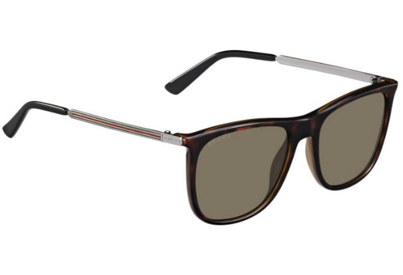 lunettes de soleil gucci gg 1129 s 3ma ej 56 18. Black Bedroom Furniture Sets. Home Design Ideas