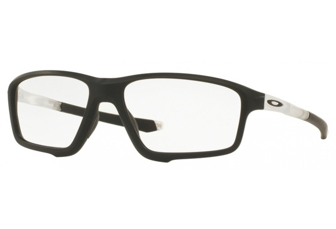 lunette oakley noir mat