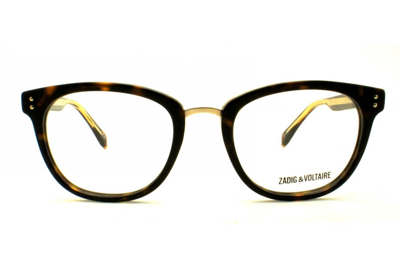 lunettes de vue zadig et voltaire vzv 162 0722 49 20. Black Bedroom Furniture Sets. Home Design Ideas