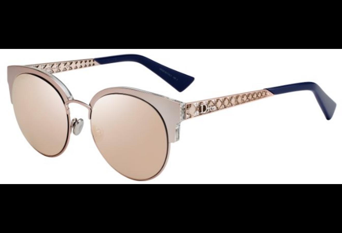 4069367815df5 dioramamini lightpink lunette de soleil aviateur dior