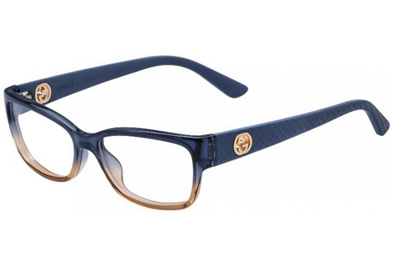 lunettes de vue gucci gg 3790 kf1 54 15. Black Bedroom Furniture Sets. Home Design Ideas