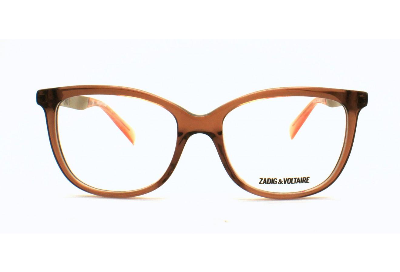 lunettes de vue zadig et voltaire vzv 085 0b36 52 17. Black Bedroom Furniture Sets. Home Design Ideas