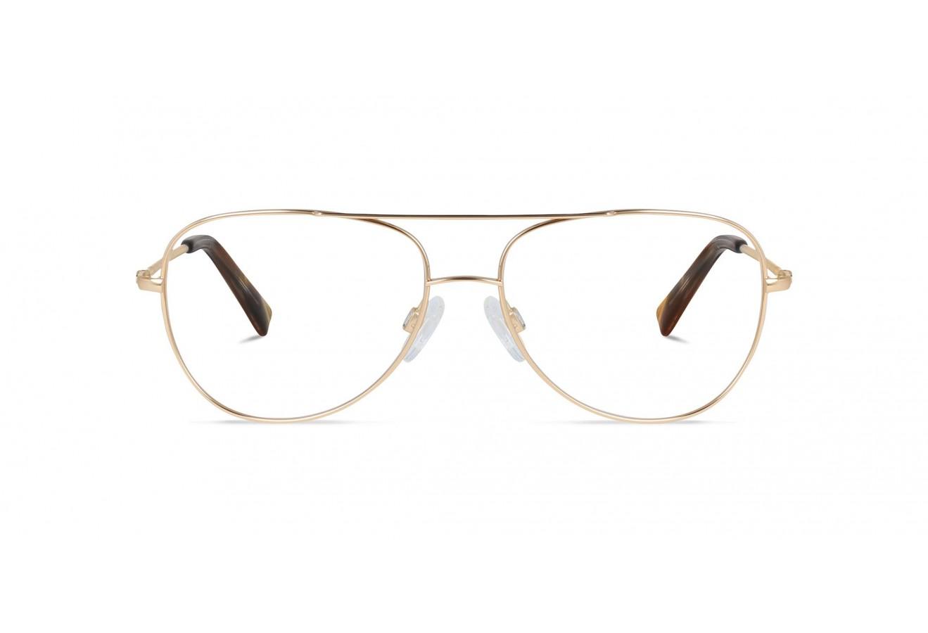 lunettes de vue mymonture stinger btt07 gold 54 21. Black Bedroom Furniture Sets. Home Design Ideas