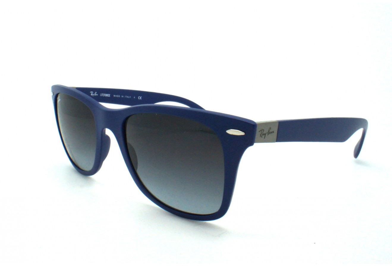 lunettes de soleil ray ban rb 4195 wayfarer liteforce 60158g 5. Black Bedroom Furniture Sets. Home Design Ideas