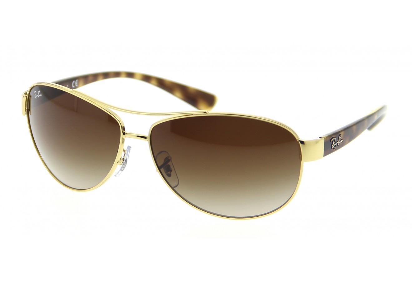 lunettes de soleil ray ban rb 3386 001 13 63 13. Black Bedroom Furniture Sets. Home Design Ideas