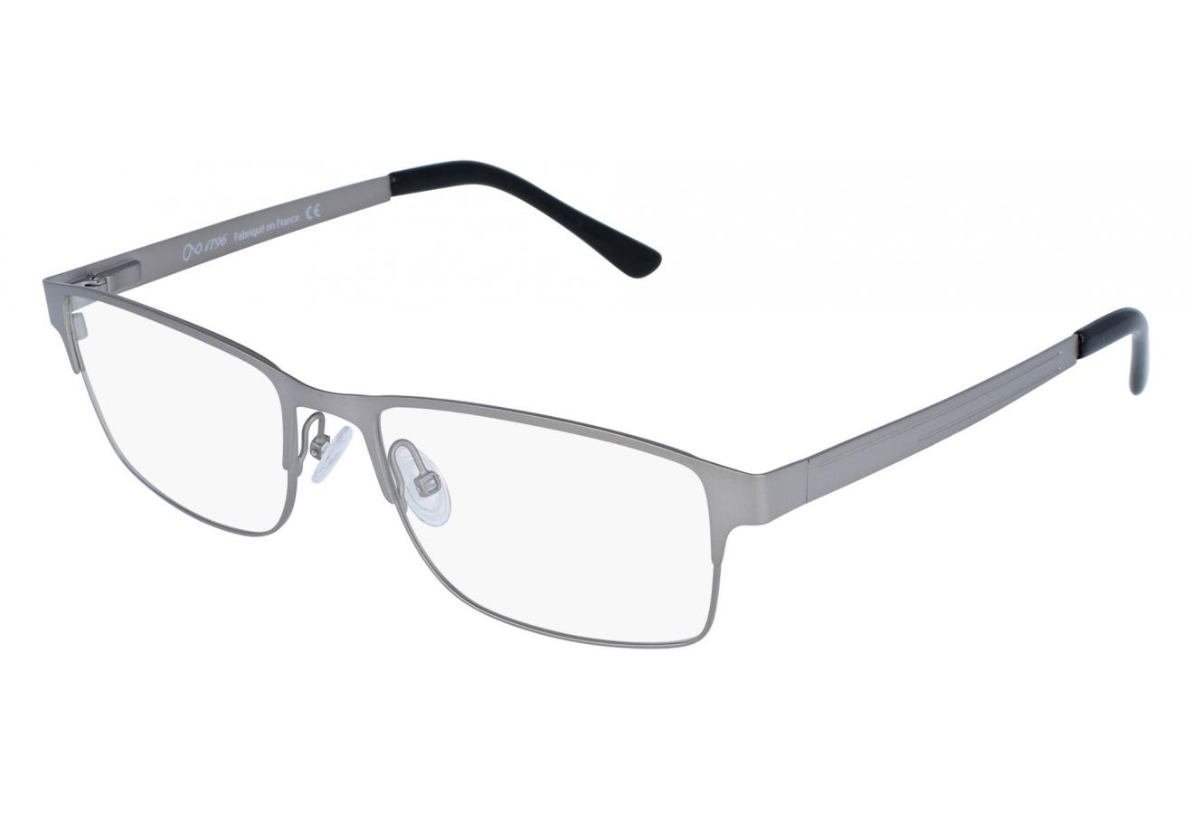 lunettes de vue 1796 cbhm 1706 gris 55 18. Black Bedroom Furniture Sets. Home Design Ideas